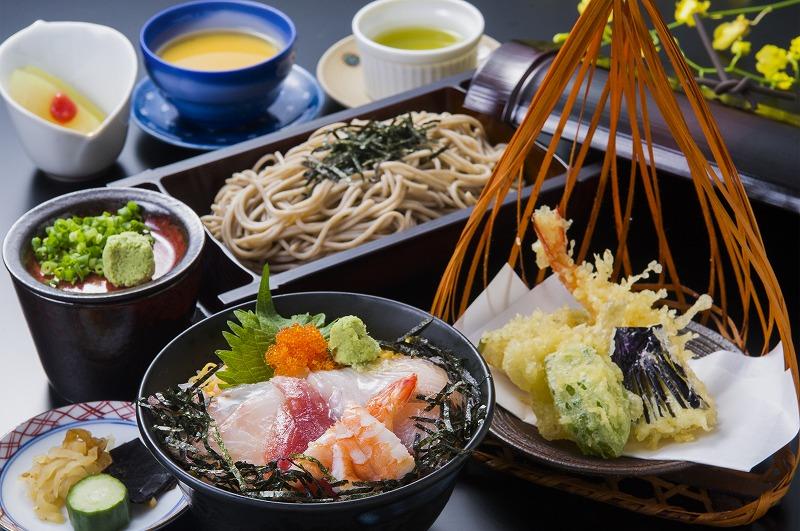 和遊膳(わゆうぜん) 1,800円(税別)