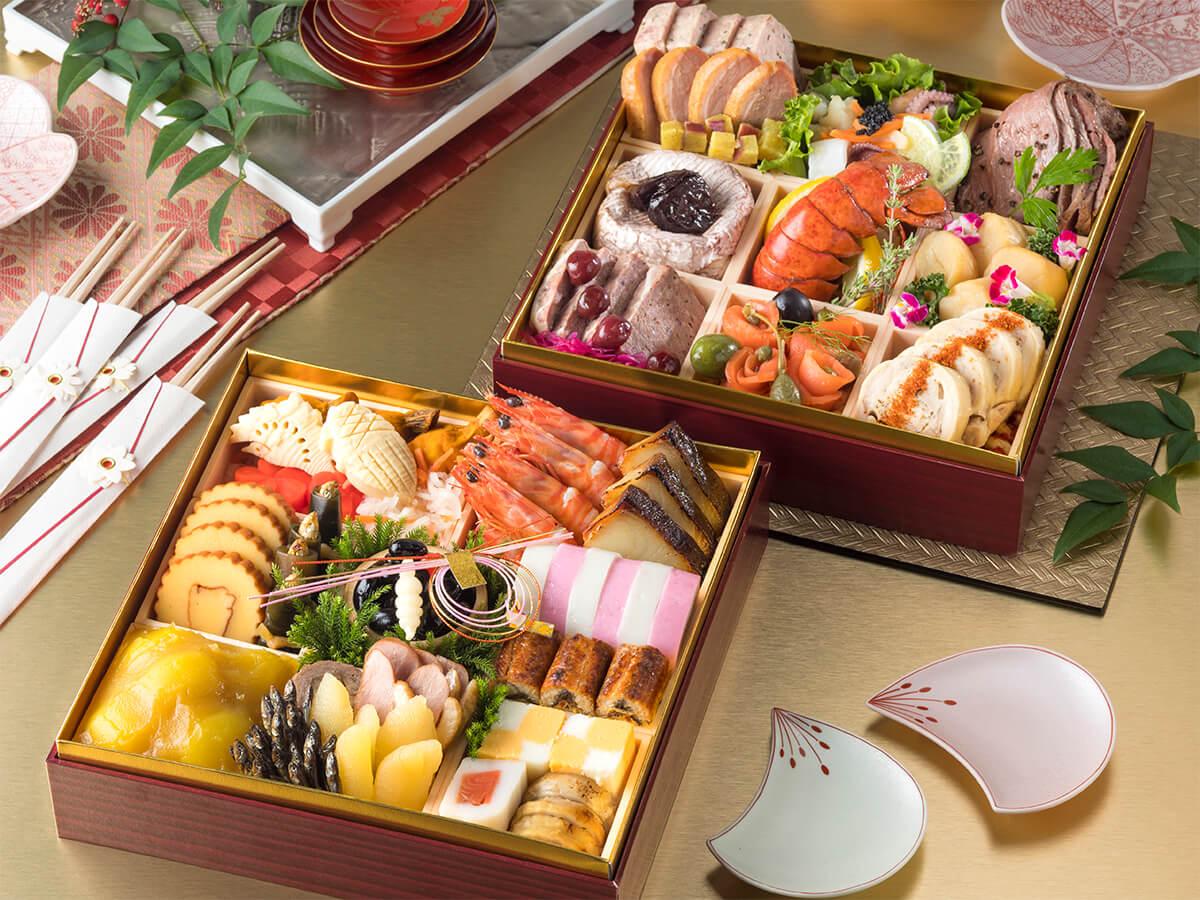 ベストウェスタンレンブラントホテル東京町田|洋和おせち二段重