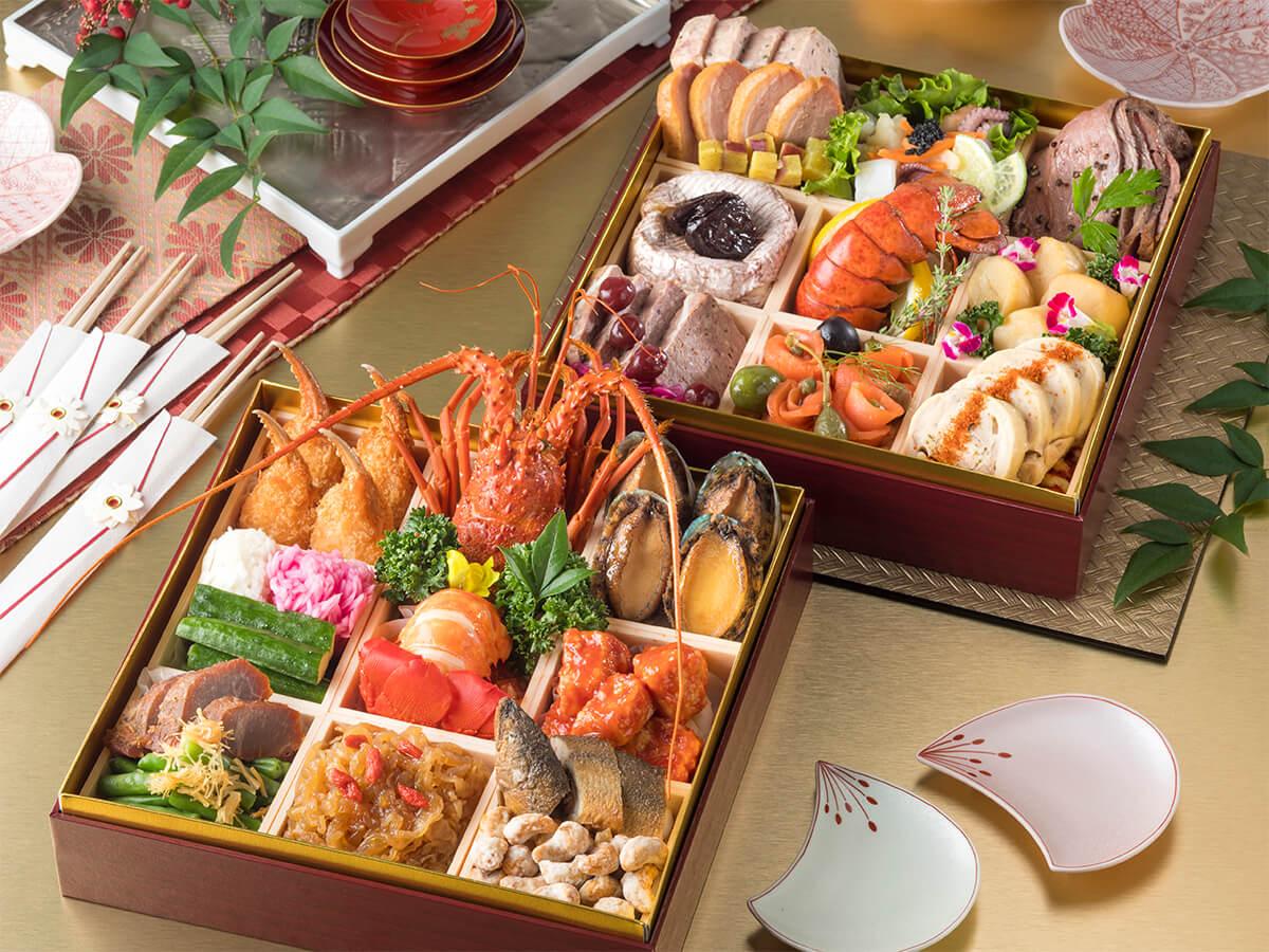 ベストウェスタンレンブラントホテル東京町田|中洋おせち二段重