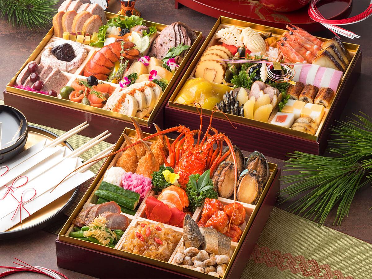 ベストウェスタンレンブラントホテル東京町田|和洋中おせち三段重