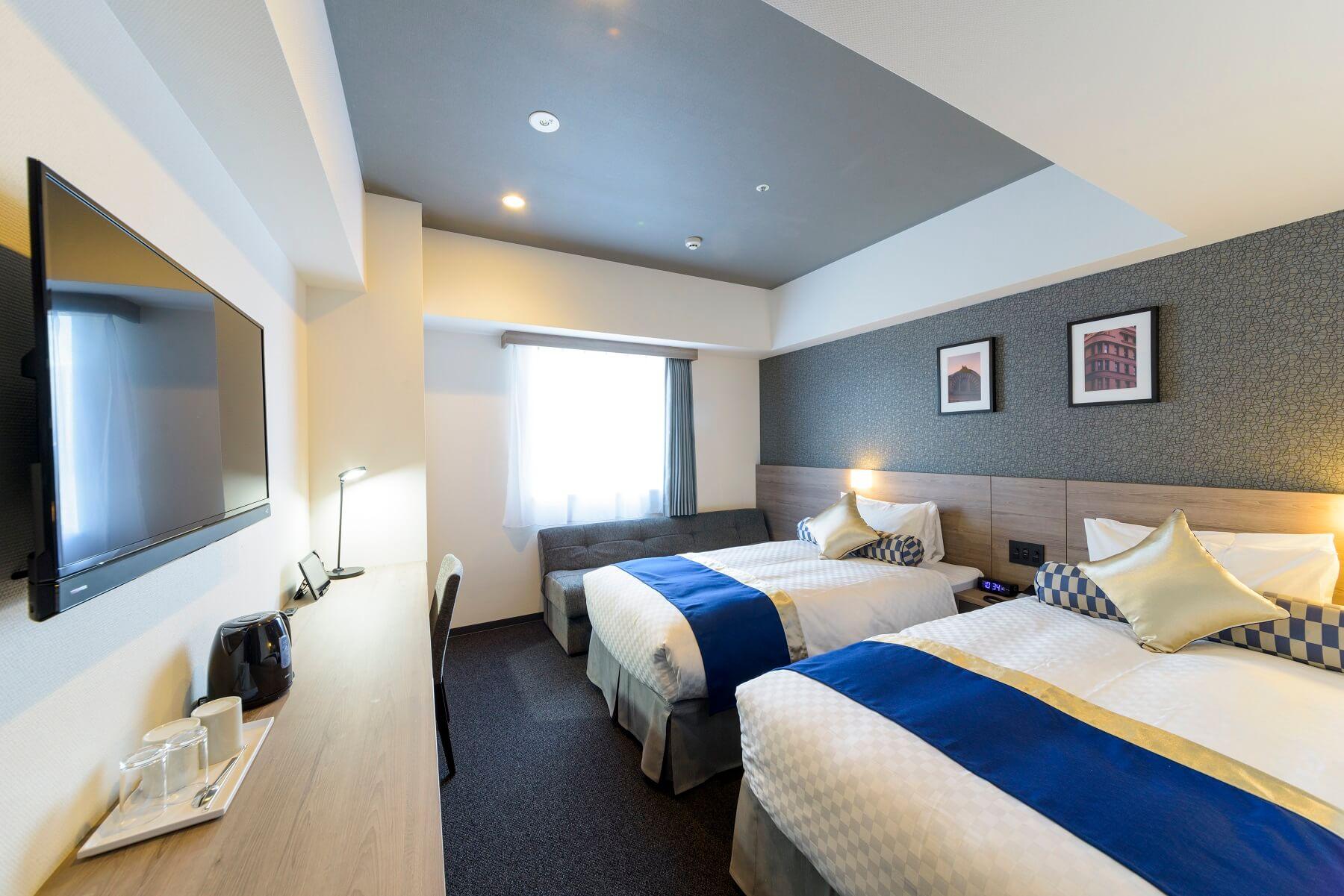 ベストウェスタンプラスホテルフィーノ大阪北浜がグランドオープン!