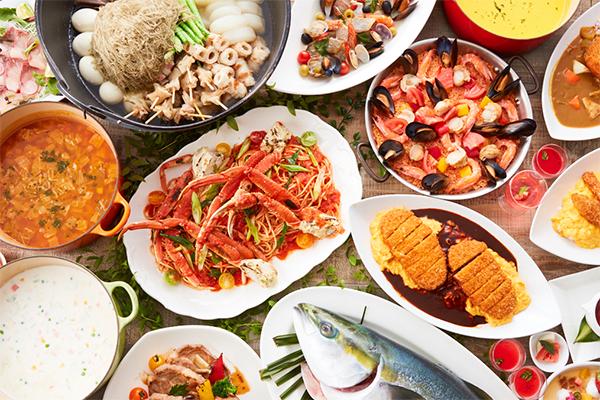 食の宝庫北陸の旬の味覚を味わう×人気の王道イタリアン料理「北陸×イタリアンフェア」