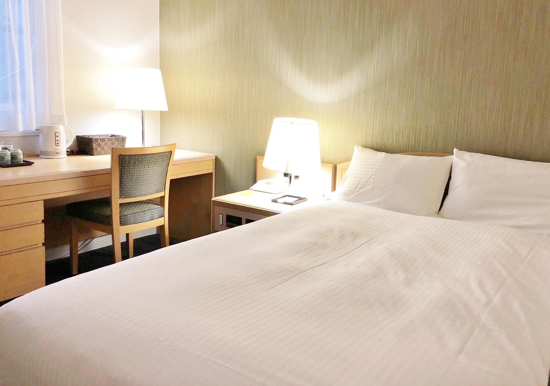 シュアステイプラスホテル新大阪に「RISE」マットレス&枕を全室導入!