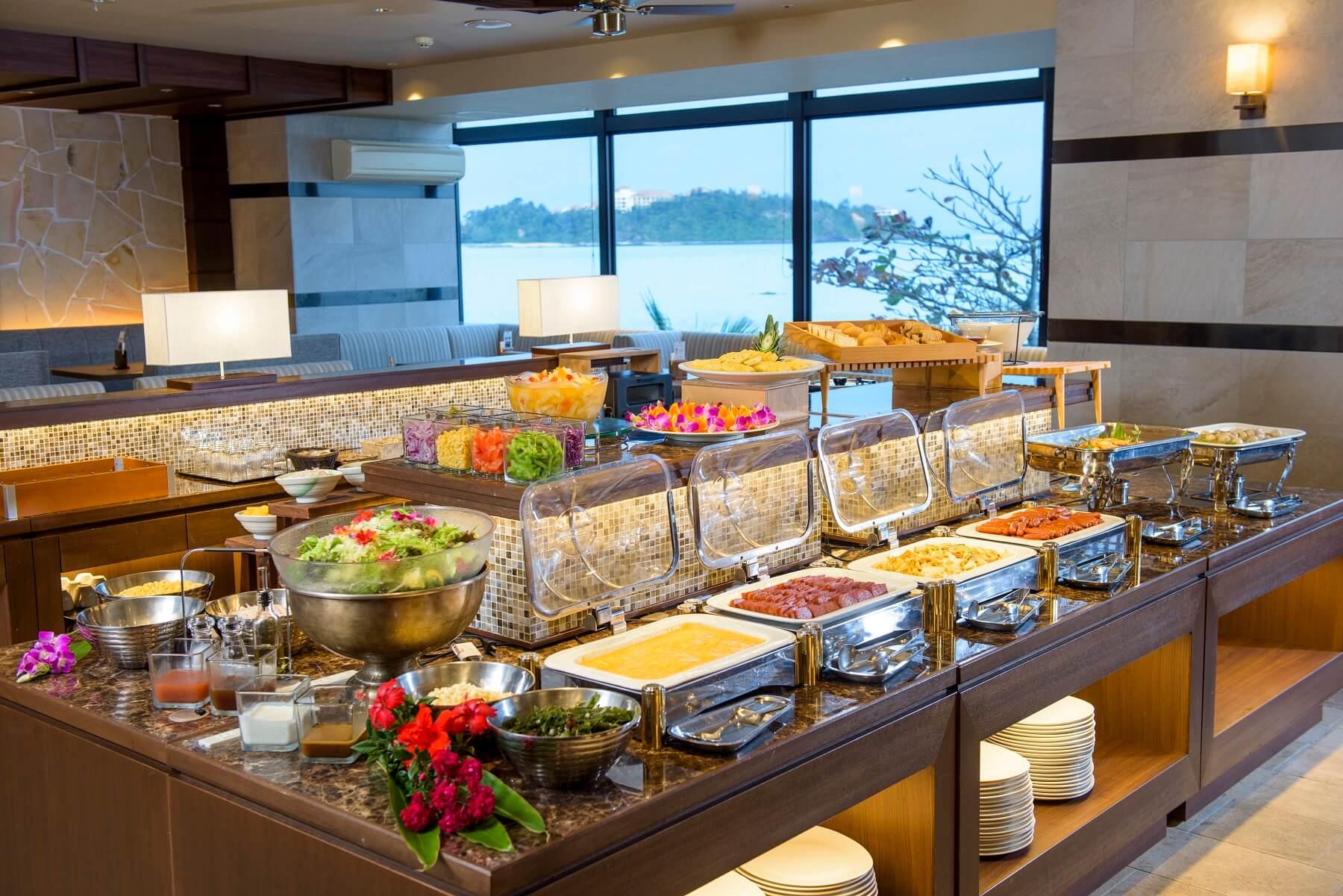 朝食ブッフェ 〜Morning Buffet〜