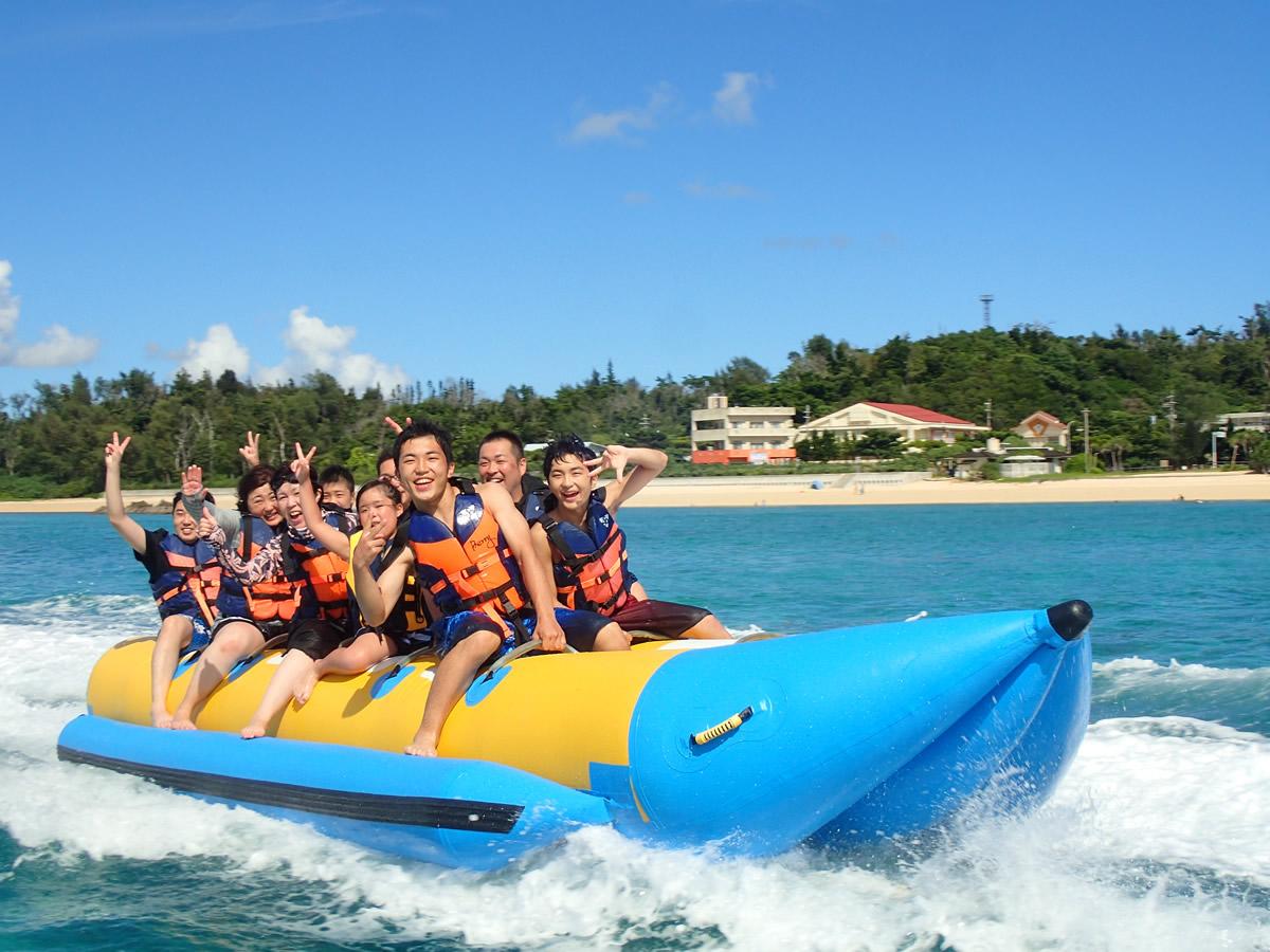 アクティブ3|ベストウェスタン沖縄幸喜ビーチ