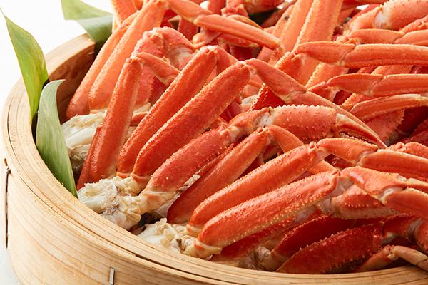 9/21~9/23 蟹復活祭!鮭とイクラの親子丼タイムサービスも!!