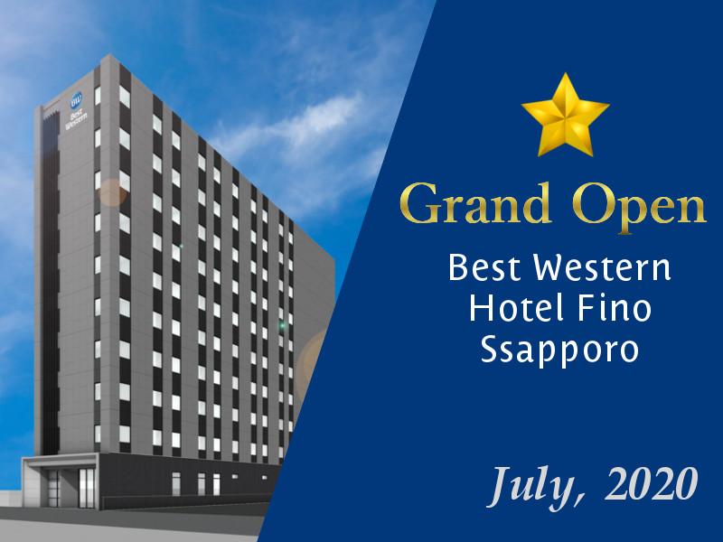 2020年7月開業予定*ベストウェスタンホテルフィーノ札幌の予約受付を開始しました!
