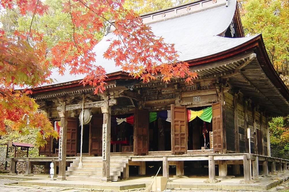 鈴立山 若松寺(じゃくしょうじ)