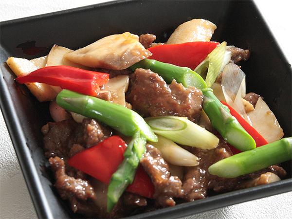 ⑳牛肉のオイスターソース炒め2~3名様盛り 1,500円