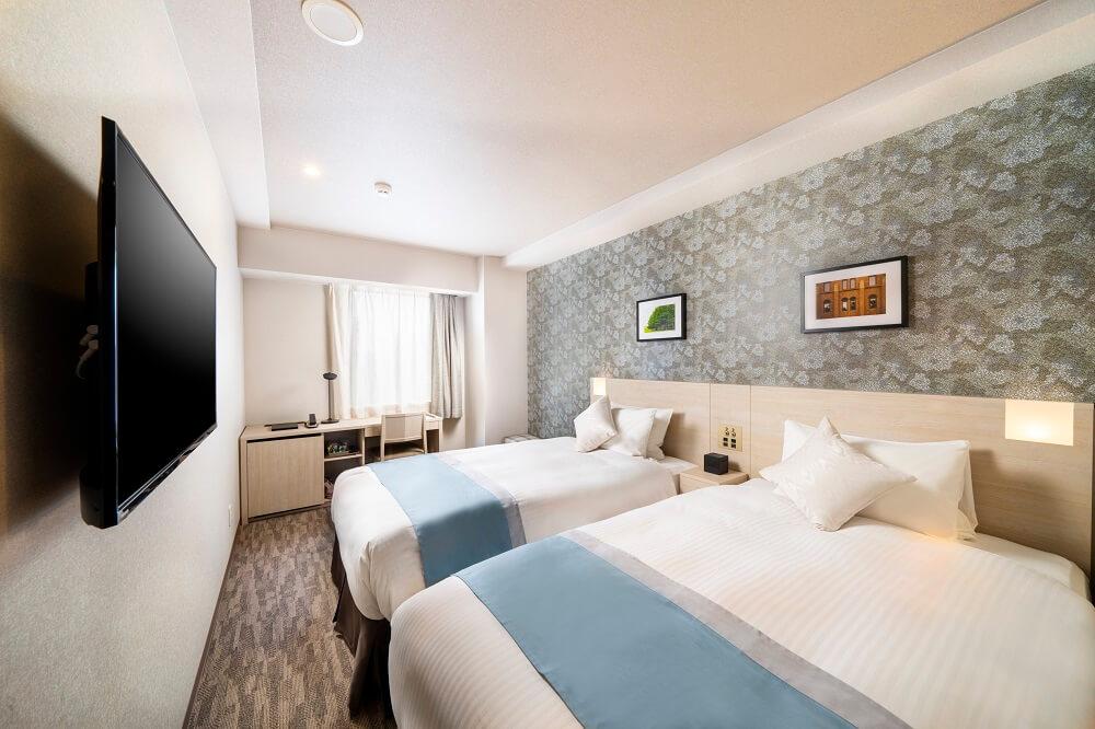 グループホテルであるフィーノホテル札幌大通がオープンしました!