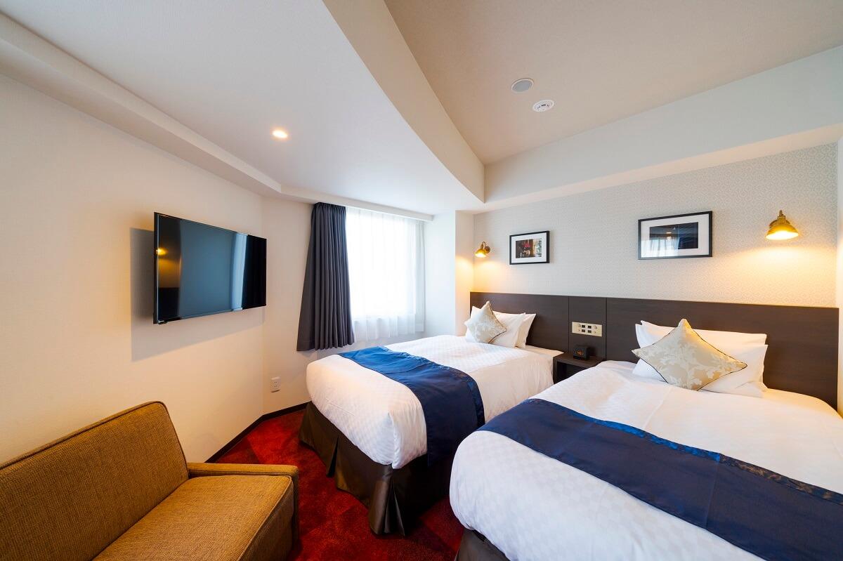 ベストウェスタンホテルフィーノ新横浜がオープンしました!