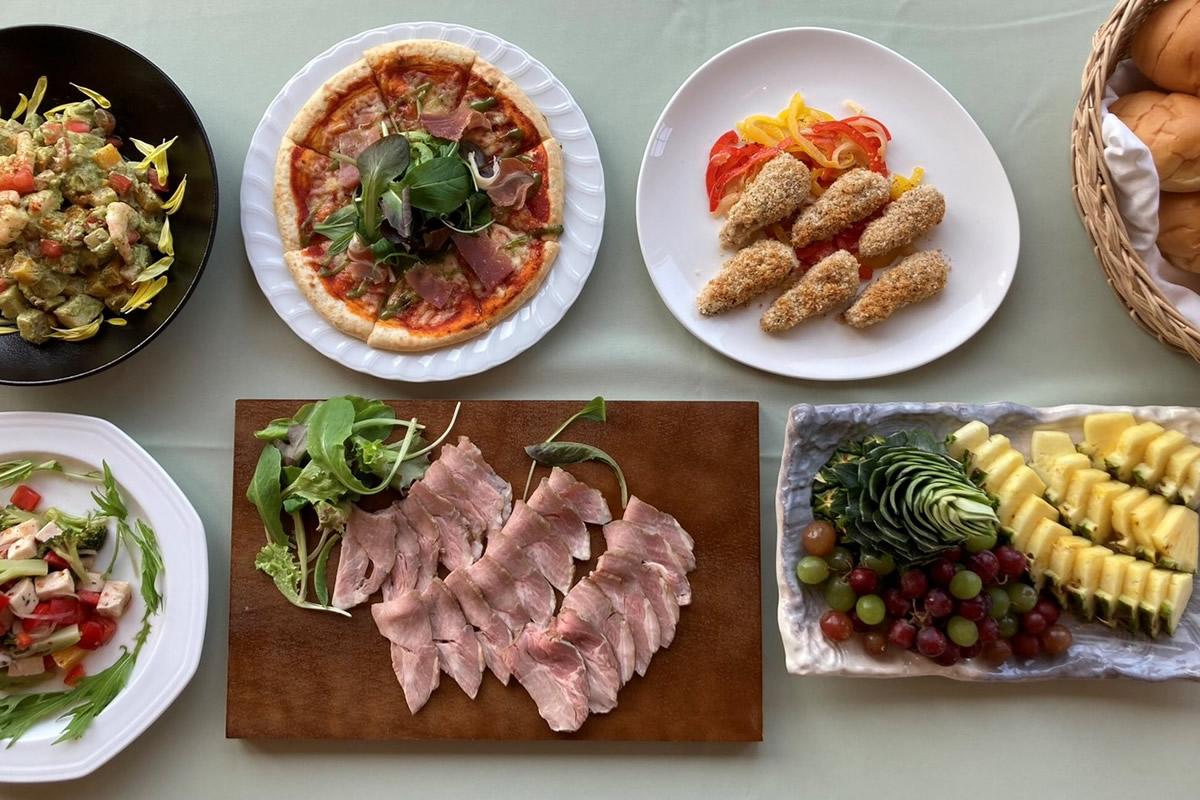 アメリカンランチブッフェ 〜American Lunch Buffet〜